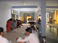 Adhunik Library