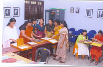 Adi Sankara Training College Library