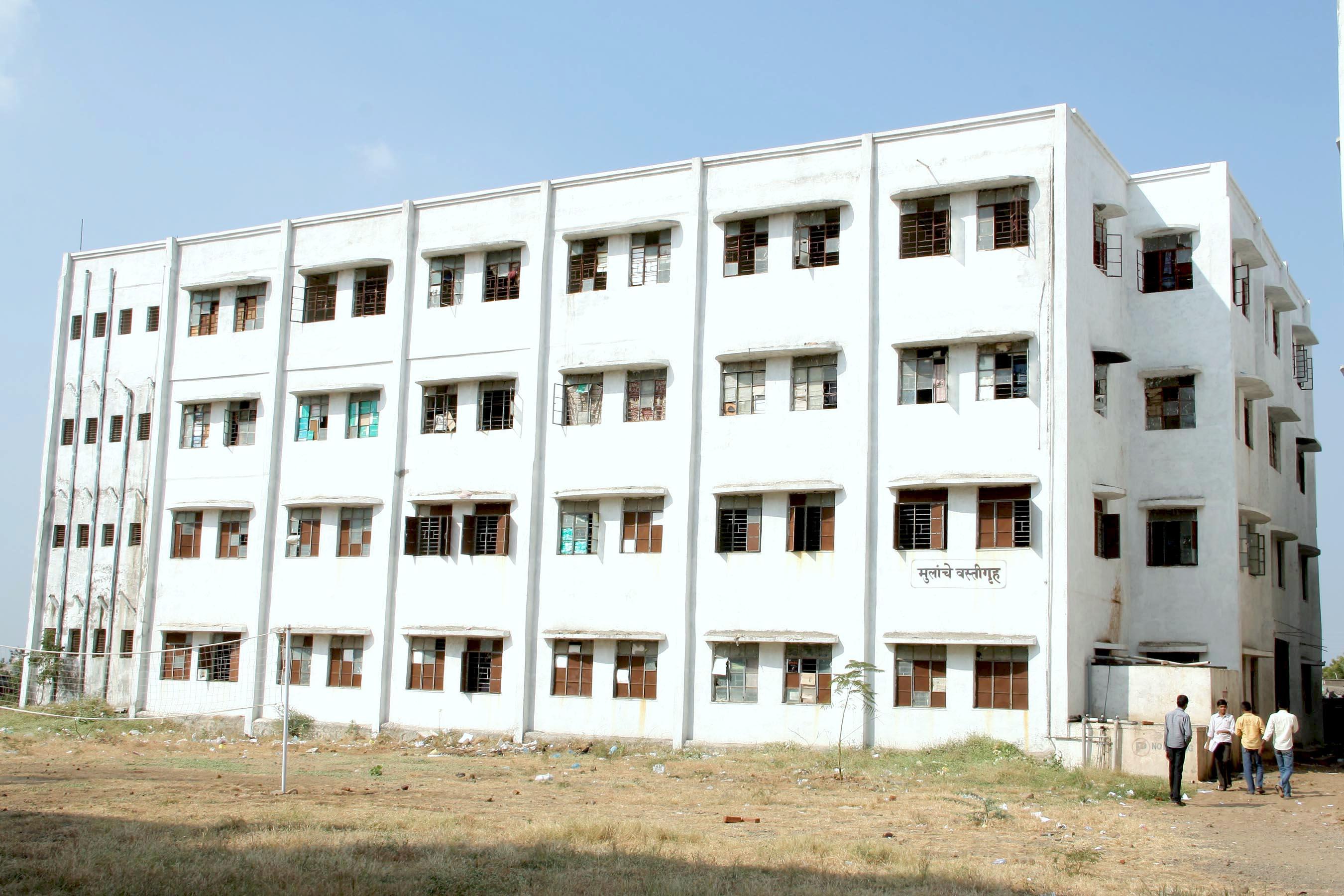 Aditya Engineering College Beed Building