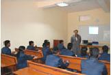 Affinity Business School Classroom