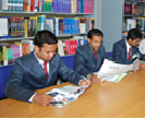 Affinity Business School Library