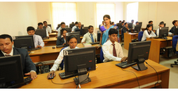 Affinity Business School Computer Lab