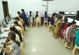 Aggarwal College of Education Computer Lab