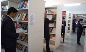 AISSMS's Institute of Management Library