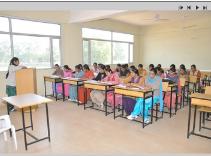 Ajit Nursing Institute Classroom