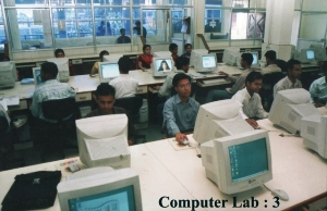 All Saints College of Engineering Computer Lab