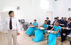 Alwar School of Business Classroom