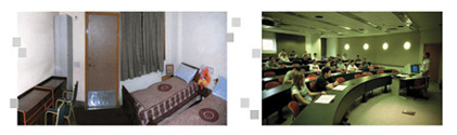 Amcap School of Management Classroom