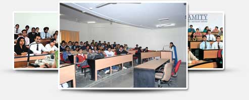 Amity Law School (ALS) Classroom