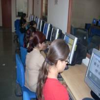 Amity School Computer Lab