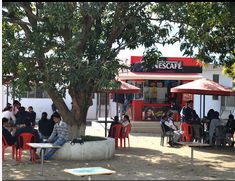 Amrapali Institute Canteen