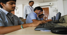 Andhra Loyola Institute Of Engineering & Technology - ALIET Computer Lab
