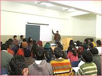 Chanderprabhu Jain College Classroom