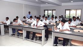 Chetanas Institute Classroom