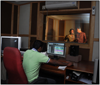 Cochin Media School Computer Lab