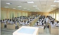 D.D. Medical College and Hospital Classroom