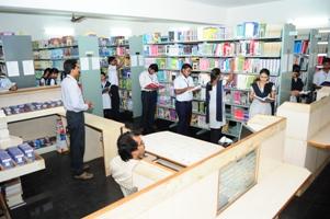 Dadi Institute Library