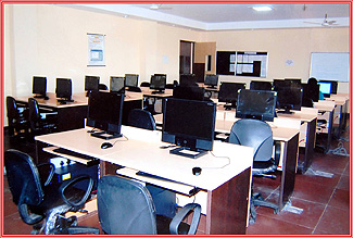 Datta Meghe Institute Computer Lab