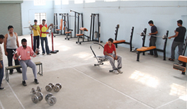DAV College Gym