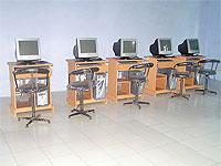 Davindra Memorial College of Nursing Computer Lab