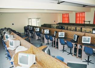 Dayanand Academy Computer Lab