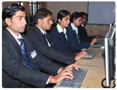 Deen Dayal College of Law Computer Lab