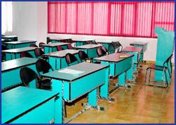 Delhi Global Institute of Management Classroom