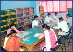 Delhi Global Institute of Management Library