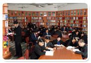 Delhi Institute Library