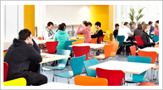 Delhi Technical Campus Canteen