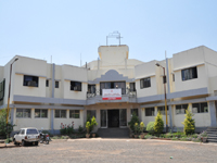 Dhananjay Mahadik Group of Institutions Canteen