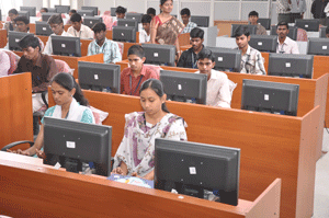 Dhirajlal Gandhi College of Technology Computer Lab