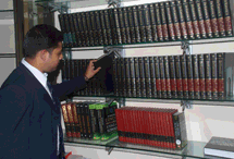 Don Bosco College Library