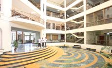 Dr D Y Patil College of Nursing Campus