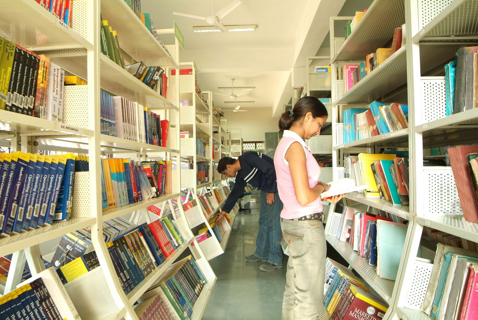 Dr DY Patil College of Engineering Library