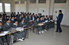 Dr Radhakrishnan Institute of Technology Classroom