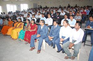 Dr.Daulatrao Aher College of Engineering Auditorium
