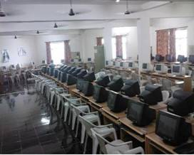 Dr.V.R.K.Womens College Computer Lab