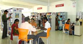 Erode Sengunthar Engineering College Library