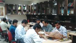 Fostiima Business School Library