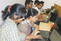 Fostiima Business School Computer Lab