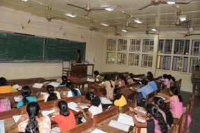 Goa College of Pharmacy Classroom