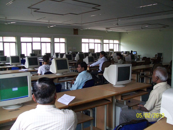 Government Central Textile Institute Computer Lab