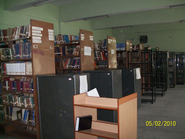 Government Central Textile Institute Library