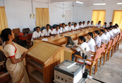 Government College of Nursing Kottayam Classroom