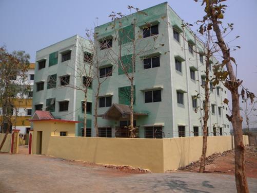 Gurukula Institute of Technology Building