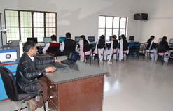 Gyan Bharti College of Education Computer Lab