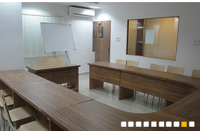 Hamstech Institute Meeting Room