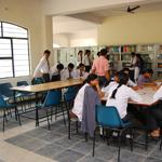 Hari institute of Management Library