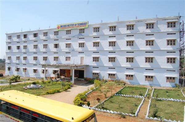 Anu Bose Institute of Technology Khammam Building